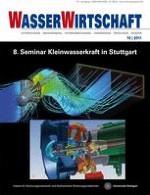 WASSERWIRTSCHAFT 10/2011