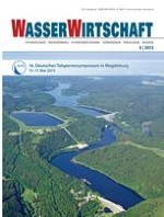 WASSERWIRTSCHAFT 5/2013