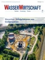 WASSERWIRTSCHAFT 10/2016