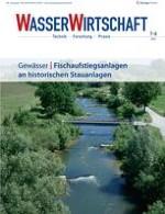 WASSERWIRTSCHAFT 7-8/2016
