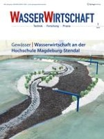 WASSERWIRTSCHAFT 1/2018