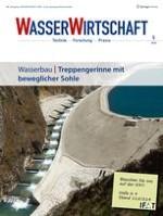 WASSERWIRTSCHAFT 5/2018