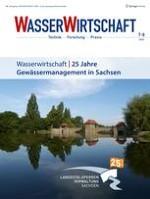 WASSERWIRTSCHAFT 7-8/2018
