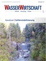 WASSERWIRTSCHAFT 1/2019