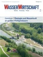 WASSERWIRTSCHAFT 10/2019