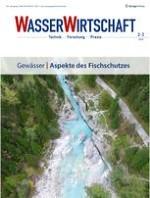 WASSERWIRTSCHAFT 2-3/2019