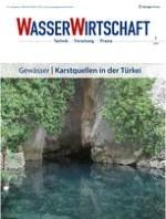 WASSERWIRTSCHAFT 1/2020