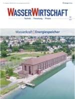 WASSERWIRTSCHAFT 11/2020
