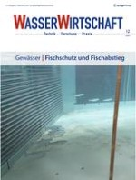 WASSERWIRTSCHAFT 12/2020