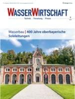 WASSERWIRTSCHAFT 4/2020