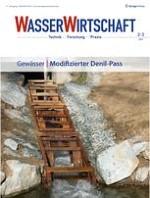 WASSERWIRTSCHAFT 2-3/2021