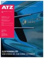 ATZ - Automobiltechnische Zeitschrift 1/2013