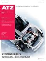 ATZ - Automobiltechnische Zeitschrift 2/2013
