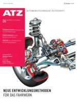 ATZ - Automobiltechnische Zeitschrift 6/2013