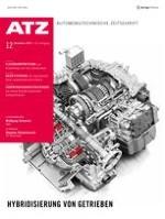 ATZ - Automobiltechnische Zeitschrift 12/2014