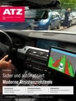 ATZ - Automobiltechnische Zeitschrift 1/2015