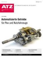 ATZ - Automobiltechnische Zeitschrift 12/2015