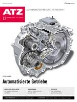 ATZ - Automobiltechnische Zeitschrift 12/2016
