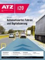 ATZ - Automobiltechnische Zeitschrift 1/2018