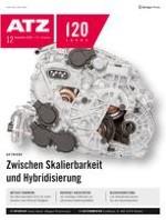 ATZ - Automobiltechnische Zeitschrift 12/2018
