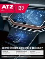 ATZ - Automobiltechnische Zeitschrift 4/2018