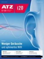ATZ - Automobiltechnische Zeitschrift 7-8/2018