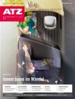 ATZ - Automobiltechnische Zeitschrift 11/2019