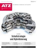 ATZ - Automobiltechnische Zeitschrift 12/2019