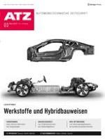 ATZ - Automobiltechnische Zeitschrift 3/2019
