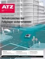ATZ - Automobiltechnische Zeitschrift 4/2019