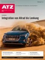 ATZ - Automobiltechnische Zeitschrift 6/2019