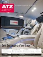 ATZ - Automobiltechnische Zeitschrift 7-8/2019