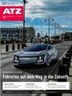 ATZ - Automobiltechnische Zeitschrift 9/2019