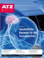 ATZ - Automobiltechnische Zeitschrift 1/2020