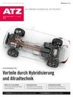 ATZ - Automobiltechnische Zeitschrift 10/2020