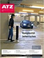 ATZ - Automobiltechnische Zeitschrift 12/2020