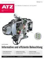 ATZ - Automobiltechnische Zeitschrift 2/2020