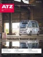 ATZ - Automobiltechnische Zeitschrift 5/2020