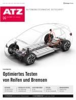 ATZ - Automobiltechnische Zeitschrift 6/2020