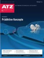 ATZ - Automobiltechnische Zeitschrift 1/2021