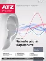 ATZ - Automobiltechnische Zeitschrift 7-8/2021