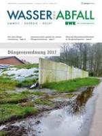 Wasser und Abfall 10/2017