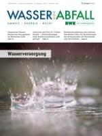 Wasser und Abfall 11/2018