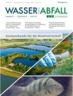 Wasser und Abfall 10/2020