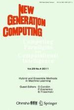 New Generation Computing 4/2011