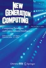 New Generation Computing 3/2016
