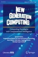 New Generation Computing 4/2017