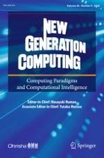 New Generation Computing 4/2018