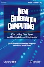 New Generation Computing 1/2021