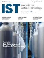 IST International Surface Technology 1/2018